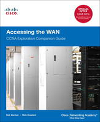 Image of Accessing The Wan : Ccna Exploration Companion Guide