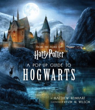 Image of Harry Potter : A Pop-up Guide To Hogwarts