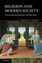 Image of Religion And Modern Society : Citizenship Secularization Andthe State