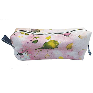 Image of Small Pouch : Splatter