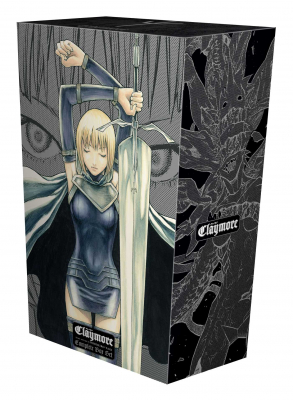 Image of Claymore Complete Box Set : Volumes 1 - 27