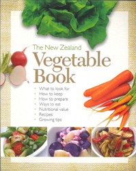 Image of New Zealand Vegetable Book