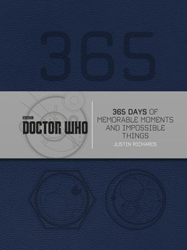 Image of Doctor Who : 365 Days Of Memorable Moments And Impossible Things