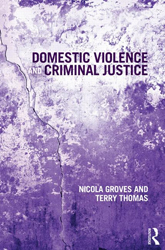 Image of Domestic Violence And Criminal Justice