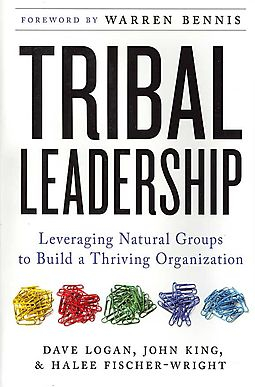 Tribal Leadership Leveraging Natural Groups To Build A Thriving Organization