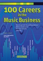 100 Careers In The Music Business