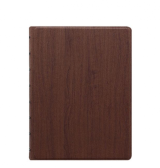 Notebook Filofax Refillable A5 Rosewood