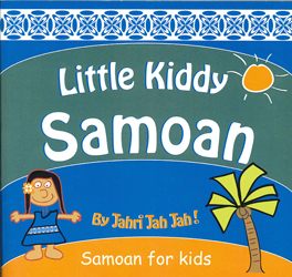 Image of Little Kiddy Samoan