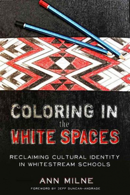 Image of Coloring In The White Spaces : Reclaiming Cultural Identity In Whitestream Schools