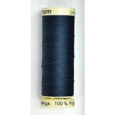 Image of Gutermann Thread Dark Denim 100m