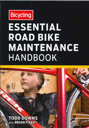Image of Bicycling Essential Bike Maintenance Handbook