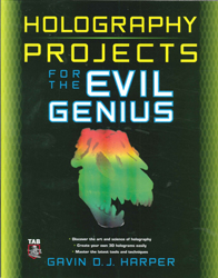 Image of Holography Projects For The Evil Genius