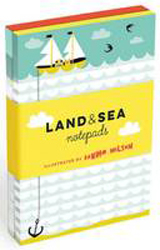Image of Land & Sea Notepads