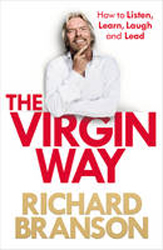 Image of Virgin Way : How To Listen Learn Laugh And Lead