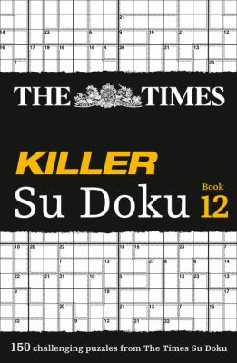 Image of Times Killer Su Doku : Book 12