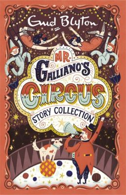 Image of Mr Galliano's Circus : Story Collection