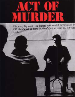 Act Of Murder (includes Institutional Licence)