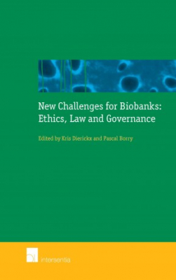 Image of New Challenges For Biobanks Ethics Law And Governance