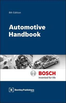 Image of Bosch Automotive Handbook