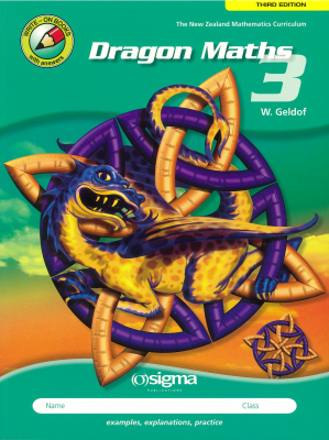 Image of Dragon Maths 3 : A Mathematics Workbook