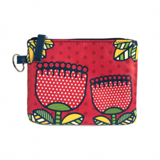 Image of Coin Purse : Pop Pohutukawa