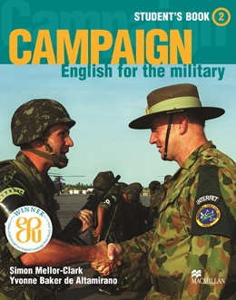 Image of Campaign 2 : English For The Military Student's Book