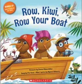 Image of Row Kiwi Row Your Boat