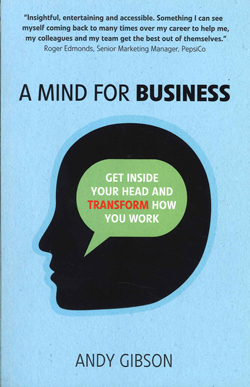 Image of Mind For Business Get Inside Your Head To Transform How You Work
