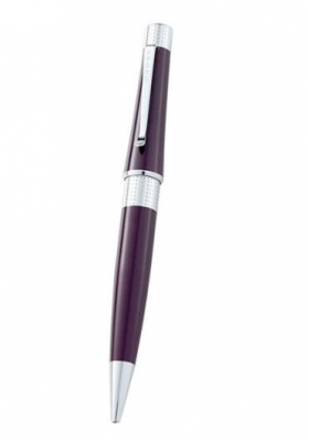 Image of Pen Cross Beverly Ballpoint Deep Purple