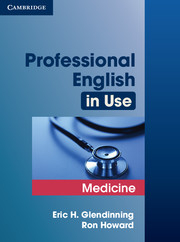 Image of Professional English In Use : Medicine