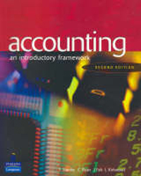 Image of Accounting : An Introductory Framework