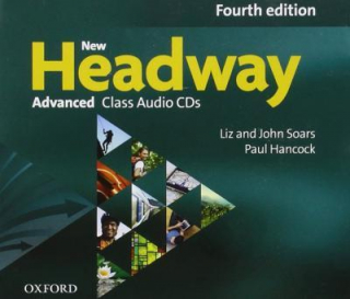 Image of New Headway Advanced : Class Audio Cds