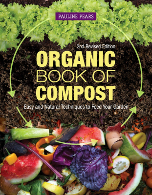 Image of Organic Book Of Compost : Easy And Natural Techniques To Feed Your Garden
