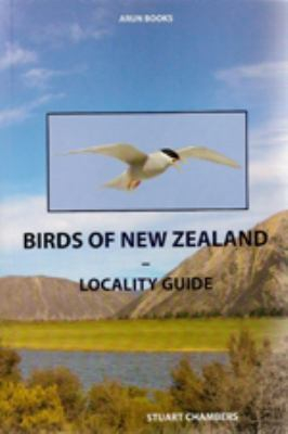 Birds Of New Zealand Locality Guide