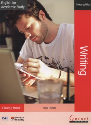 Image of English For Academic Study : Writing Student Course Book