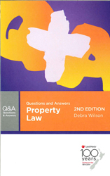Property Law : Butterworths Questions & Answers