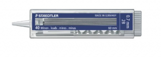 Image of Pencil Leads Staedtler 2b 0.7mm 40 Pack