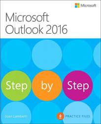 Image of Microsoft Outlook 2016 : Step By Step