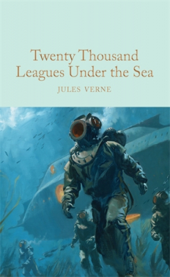 Image of Twenty Thousand Leagues Under The Sea : Macmillan Collector's Library