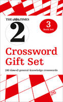 Image of Times T2 Crossword Gift Set