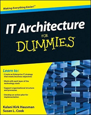 Image of It Architecture For Dummies