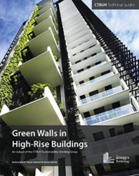 Image of Green Walls And Vertical Vegetation In High Rise Buildings