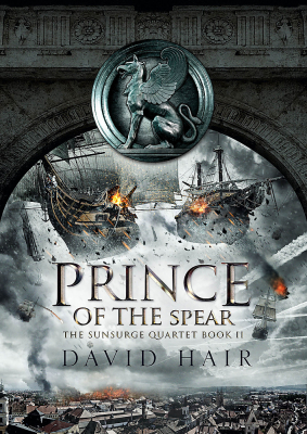 Image of Prince Of The Spear : The Sunsurge Quartet Book 2