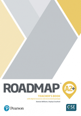Image of Roadmap A2+ : Teacher's Book With Digital Resources And Assessment Package