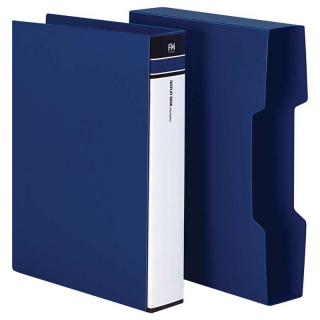 Image of Display Book 80p Fm A4 Blue