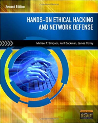 Image of Hands On Ethical Hacking And Network Defense
