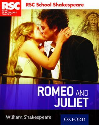 Image of Romeo And Juliet : Rsc School Shakespeare