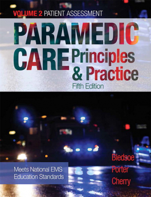 Image of Paramedic Care : Principles And Practice Volume 2 : Patient Assessment