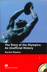 Image of Story Of The Olympics : An Unofficial History : Macmillan Readers : Level 4 : Audio Pack