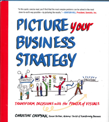 Image of Picture Your Business Strategy : Transform Decisions With The Power Of Visuals